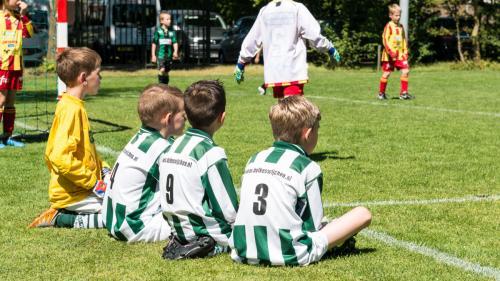 Heumen voetbal zaterag1-6